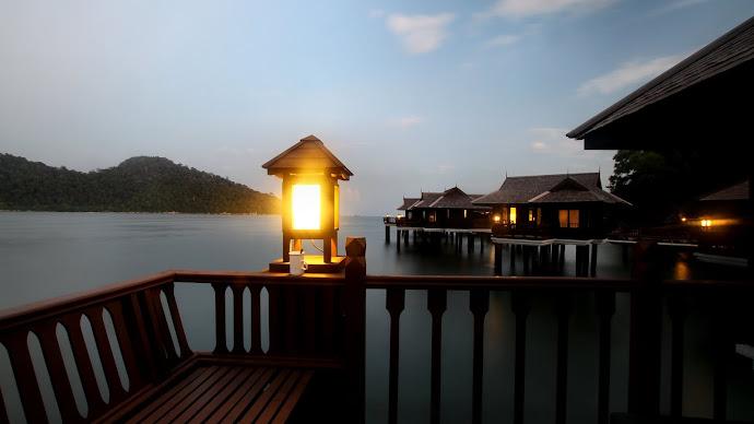 Wallpaper: Vacation at Pangkor Laut Resort
