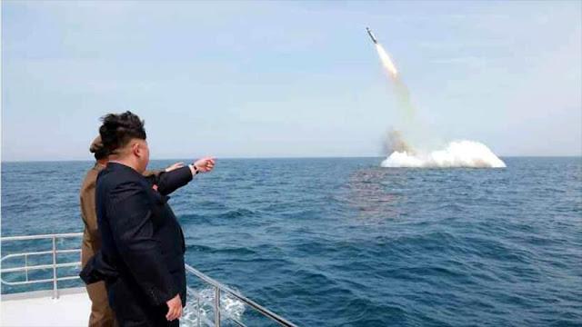 Pyongyang amenaza con 'reducir a cenizas' las tropas de EEUU