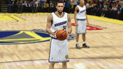 NBA 2K13 Warriors Stephen Curry Player Updates