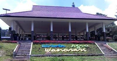 alamat wisata kebun teh wonosari malang
