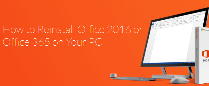 how to reinstall office 365