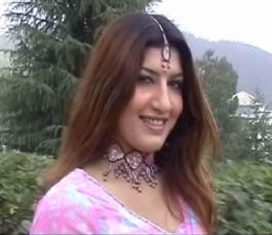 Pashto Drama Hot Actress Sami Khan Nono New Celebrity