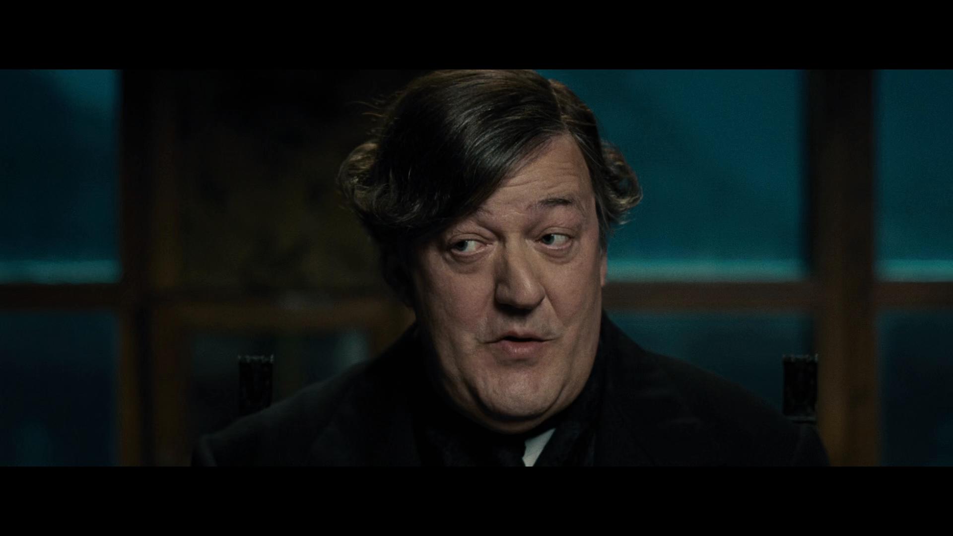Captura de Sherlock Holmes: Juego de sombras (2011) 1080p x265 HEVC Latino – Inglés