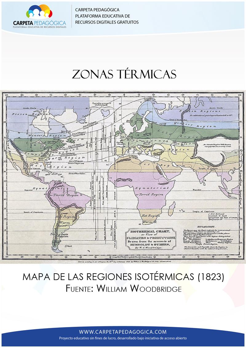 Zonas Térmicas | Ciencia Geográfica