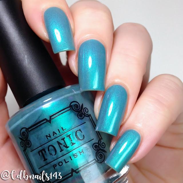 Tonic Polish-Novitiate