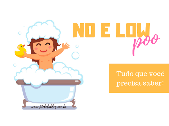 Low e no poo