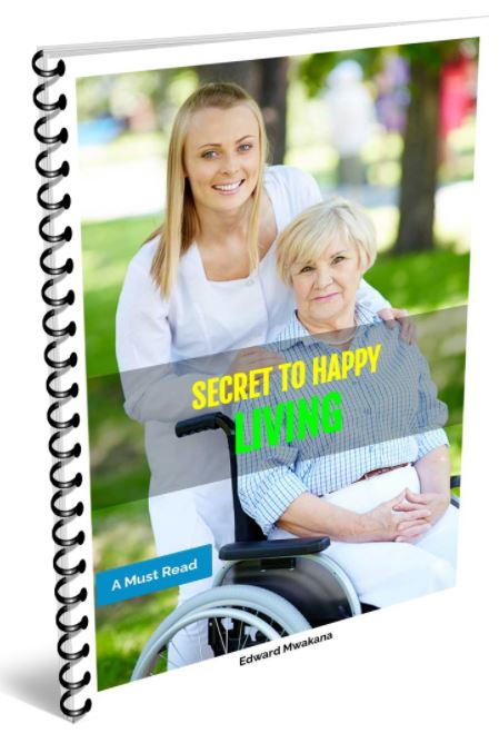 SECRET TO HAPPY LIVING