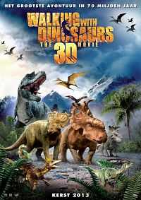 Walking With Dinosaurs 3D Movie 2013 720p Half SBS HD Download BluRay
