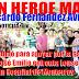 Ricardo Fernandez Aviña, se sumó para apoyar tratamiento de joven con leucemia y que esta internado