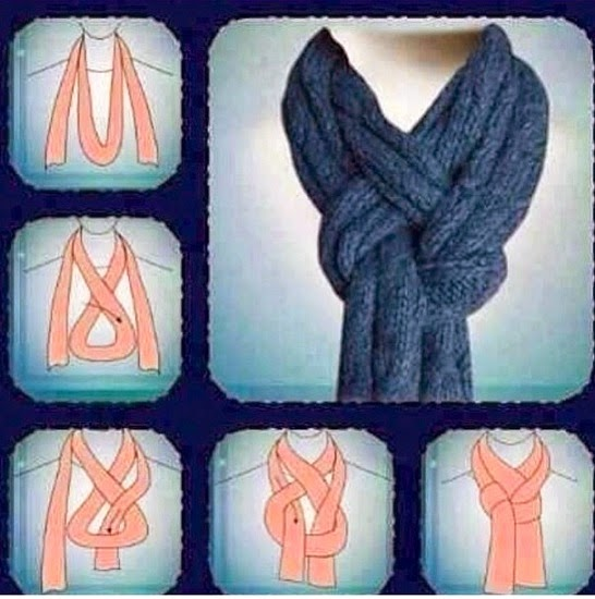 Dicas para usar lenços, echarpes e cachecóis