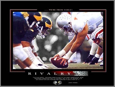 Ohio State Football Posters Daily Pictures