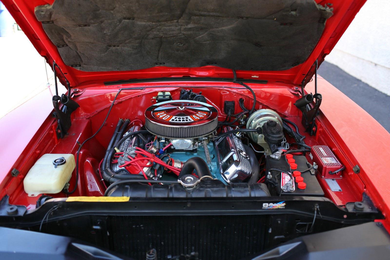 1968 Dodge Charger R T 440 Complete Restoration Auto