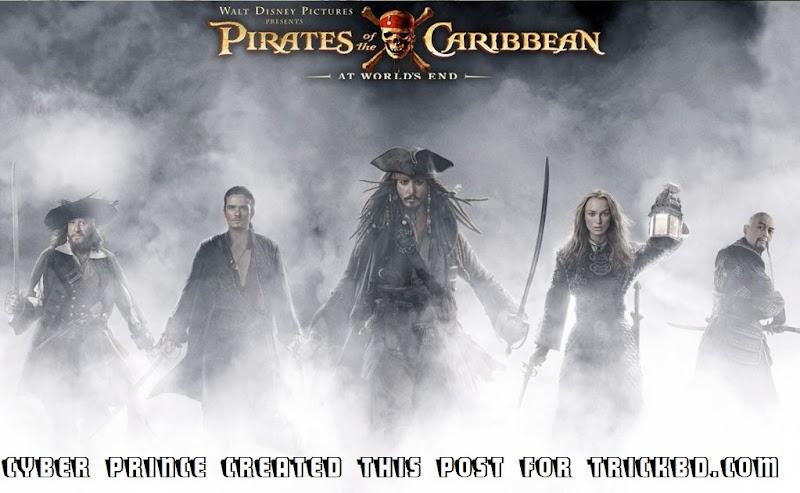 জলদস্যু হতে চান তবে আপনার কম্পিউটার এর জন্য ডাউনলোড করে নিন  Pirates Of The Caribbean At World's End সাথে গেমস রিভিউ