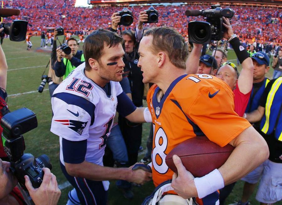 Tom Brady iguala marca histórica de Peyton Manning