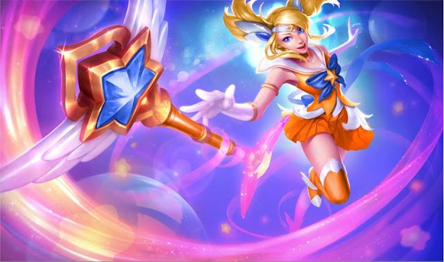 Skin Lux Sailor Venus
