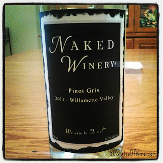 Naked Winery Pinot Gris