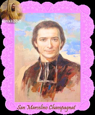 Resultado de imagen para San Marcelino Champagnat