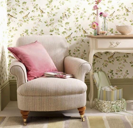 mgc dise o de interiores decoraci n primaveral con laura. Black Bedroom Furniture Sets. Home Design Ideas