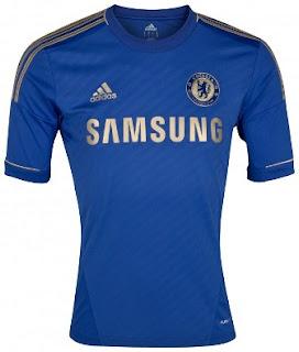Jersey Kandang Chelsea Musim 2012/2013