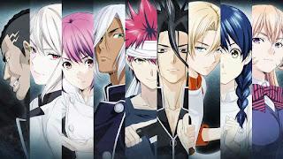 Rekomendasi anime terbaik 2016