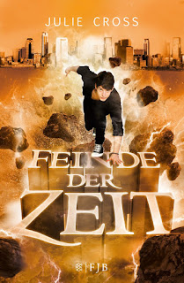 [Rezension] Feinde der Zeit – Julie Cross