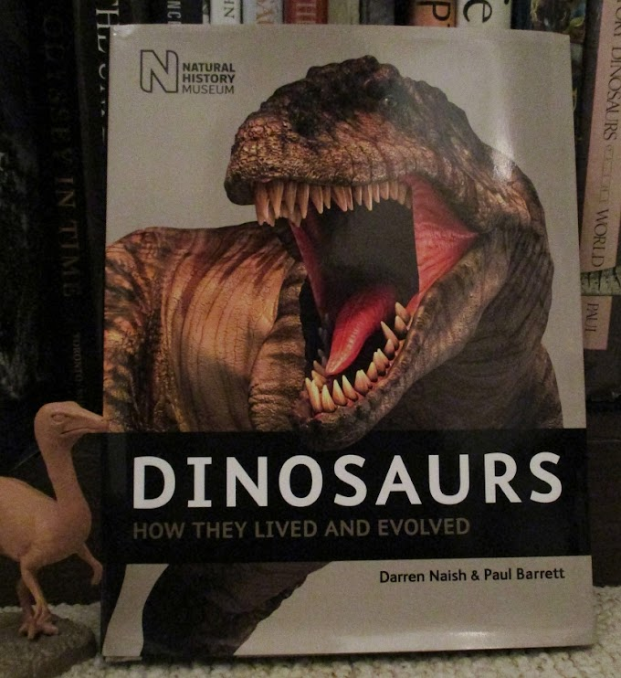 Dinosaurs: How They Lived and Evolved - Marc's review