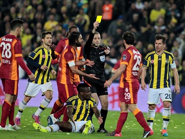 Galatasaray Vs Fenerbahce