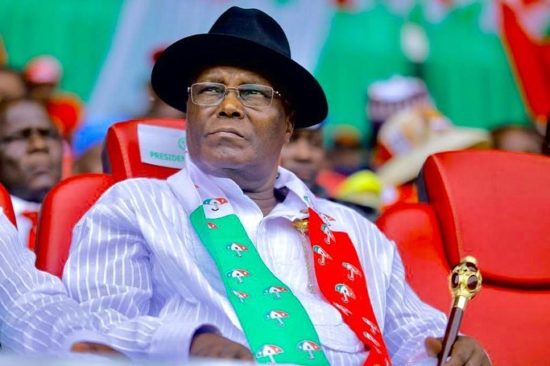 Atiku Rejects Presidential Election Results!