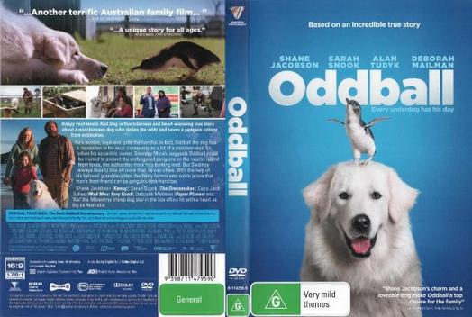 Oddball e os Pinguins Torrent - BluRay Rip 720p e 1080p Dual Áudio (2016)