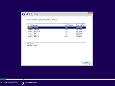 مايكروسوفت تطور نسخة أخف حجمًا من نظام ويندوز 10