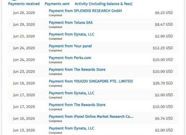 Cara Mendapatkan Uang dari Survey Berbayar