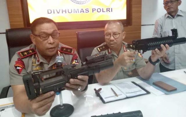 Terkait Senjata Impor, Kompolnas: Brimob Perlu Senjata untuk Gangguan Oknum Militer