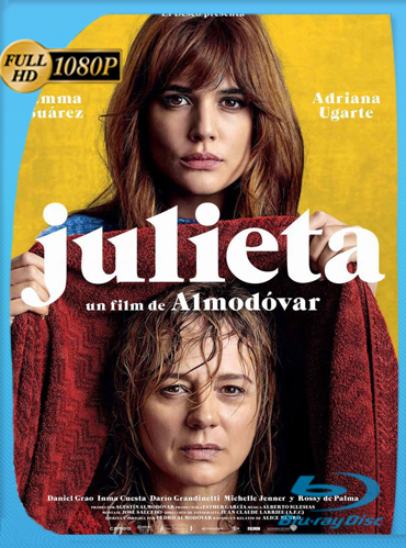 Julieta (2016) HD [1080p] Español [GoogleDrive] TeslavoHD