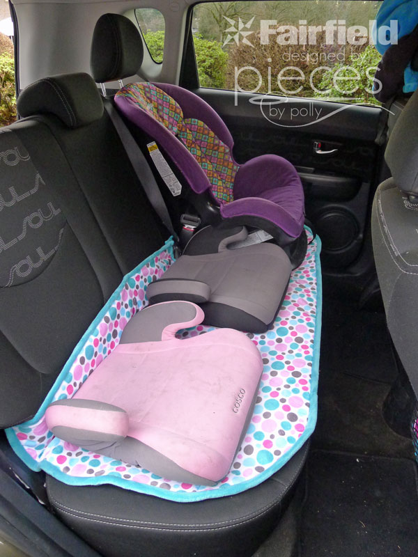 Pieces By Polly Back Seat Saver
