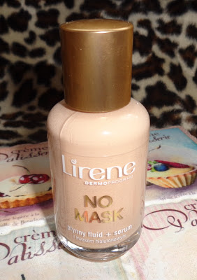 Lirene  NO MASK płynny fluid+serum
