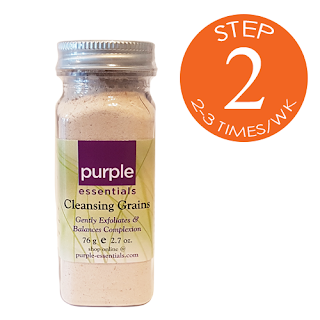 Purple Essentials' All Natural Cleansing Grains