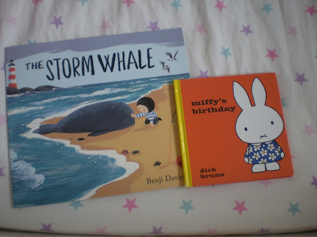 Miffy's Birthday and The Storm Whale Books