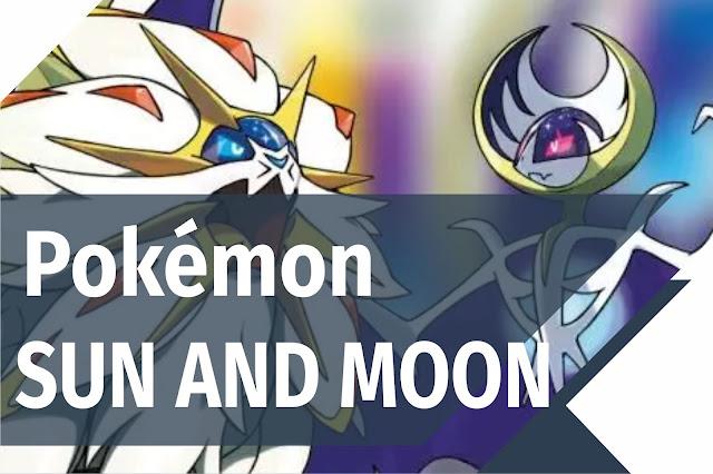 Pokémon Alpha S&M #1