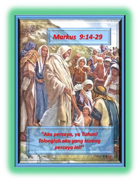 MARKUS  9:14-29
