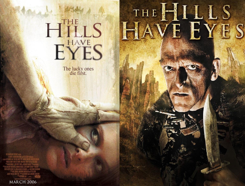 The Hills Have Eyes Deutsch