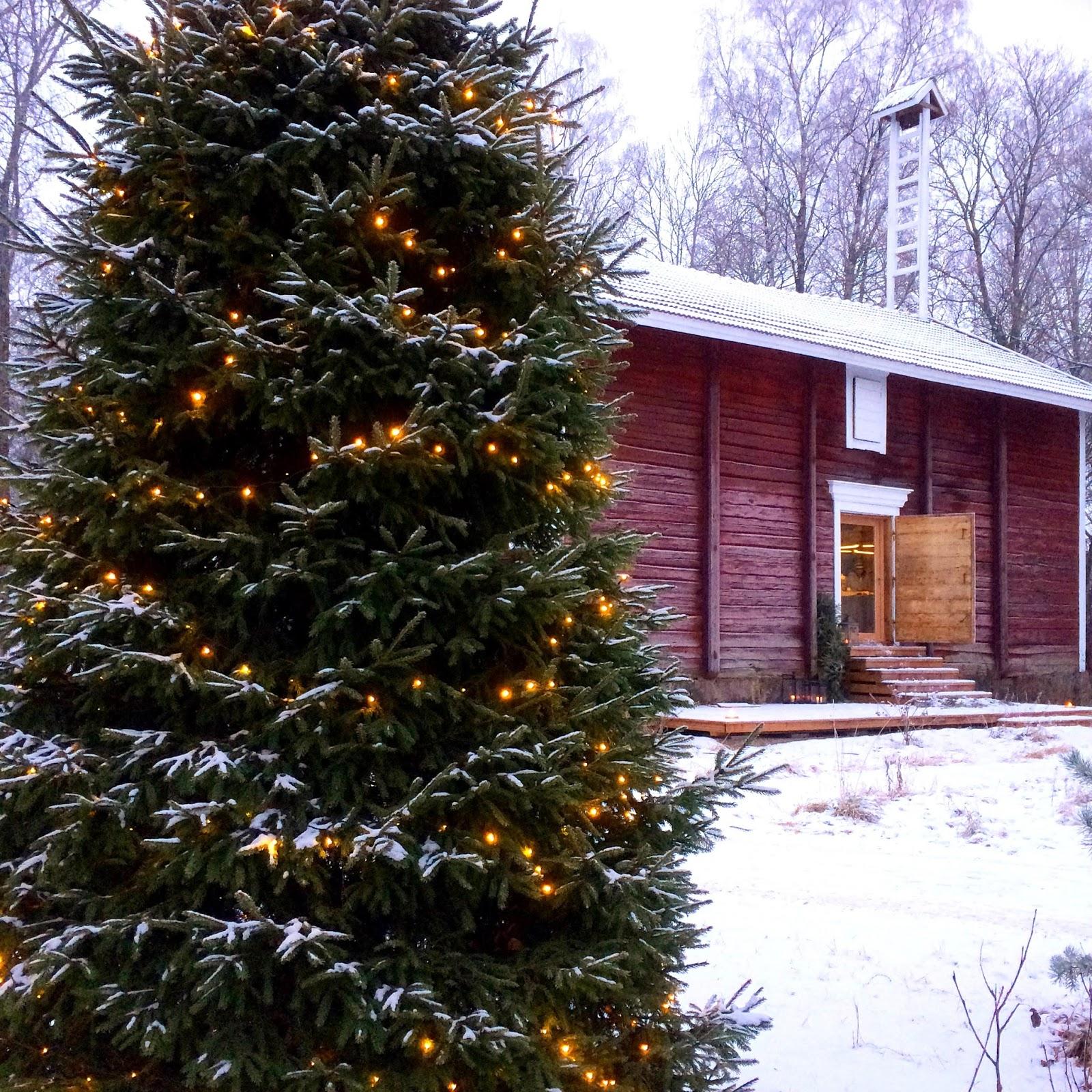 Joulurauhaa ja unelmakasta uutta vuotta