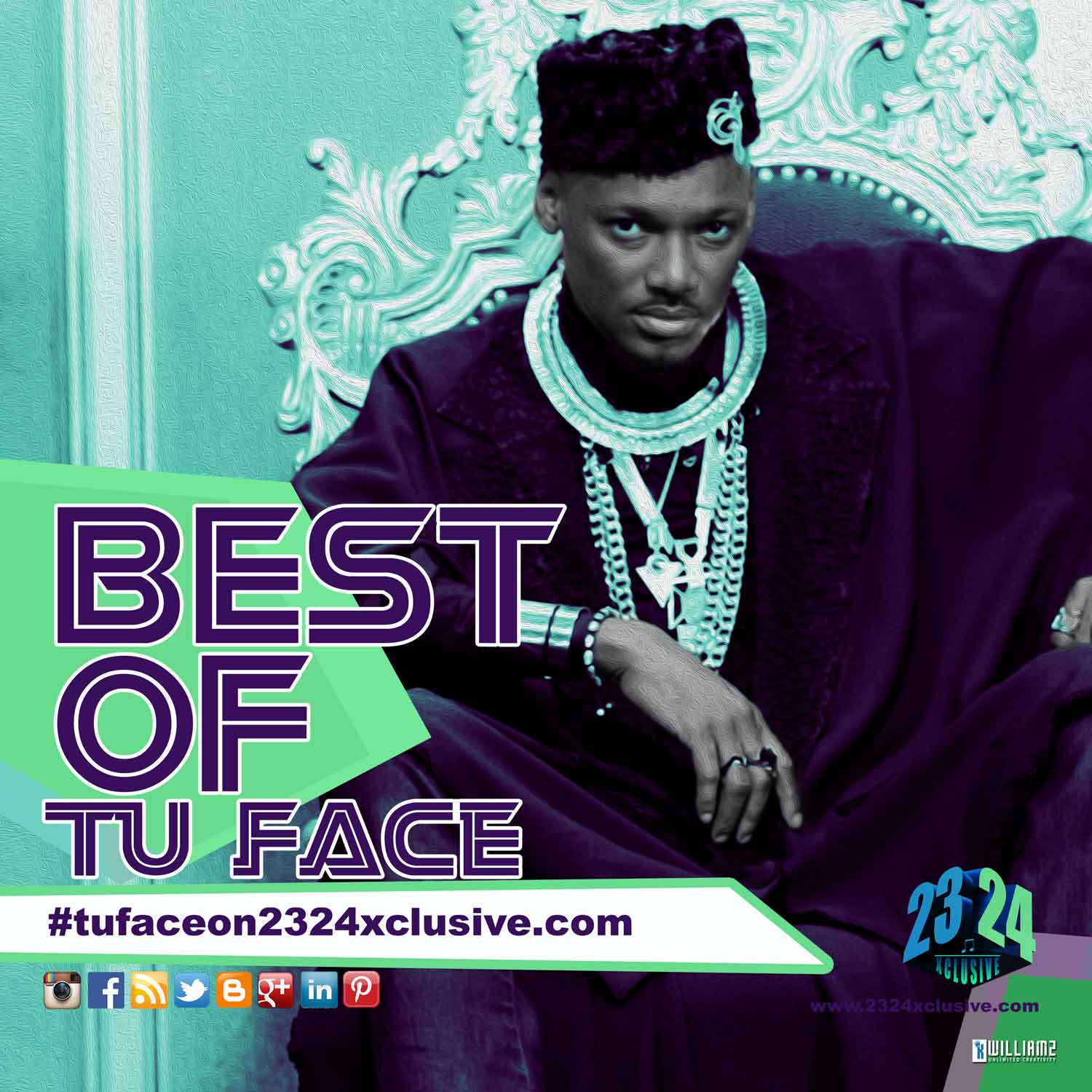 Innocent Ujah Idibia Born In Jos Plateau State Nigeria Better Known By His Stage Name 2face Is A Nigerian Singer Songwriter Record Producer
