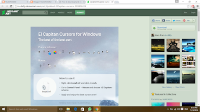 MAC MOUSE CURSOR FOR WINDOWS PC PIC 2