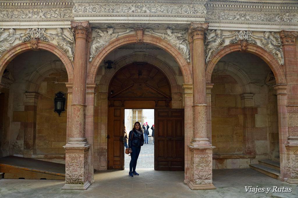 Hôtel de Vogüe de Dijon