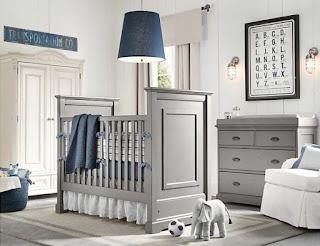 habitación bebé varón