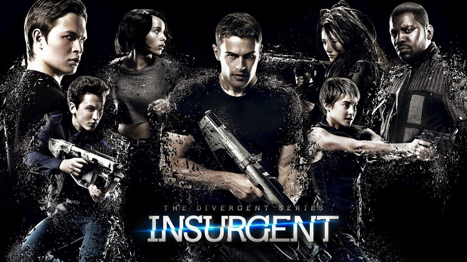 Amadei33: Insurgent [2015] [West] [USA] [Bluray 720p