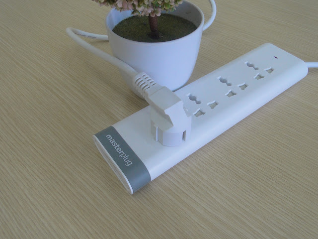 [Trên tay] Bộ đôi ổ cắm MasterPlug E4030U và E6030U: Thiết kế đẹp, tiện dụng - tích hợp Smart USB, Surge Protection