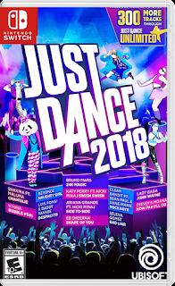 Just%2BDance%2B2018 - Just Dance 2019 2018 2017 Switch XCI NSP