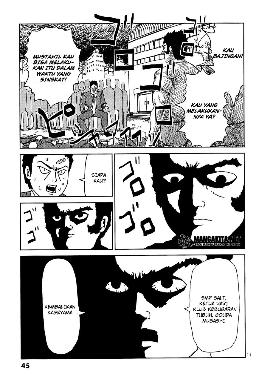 Mob Psycho 100 Chapter 12-11