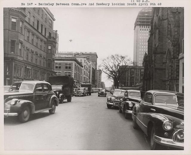 Old Boston In Black Amp White Photos Vintage Everyday